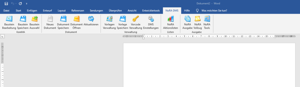 MS Office Integraion