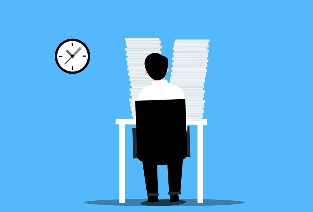 Juristische Dienstleistungen brauchen Zeit