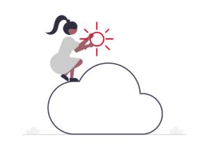 Heiter und wolkig: Kanzleiarbeit in der Cloud