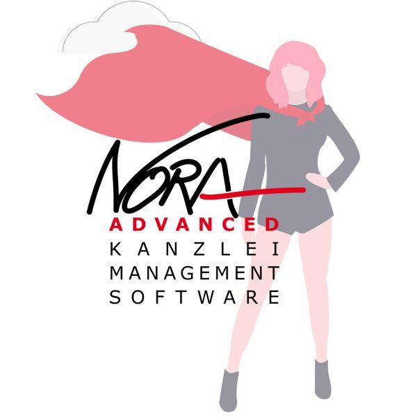NoRA Supwerwoman